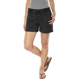 Royal Robbins Jammer Pantalones cortos Mujer, jet black